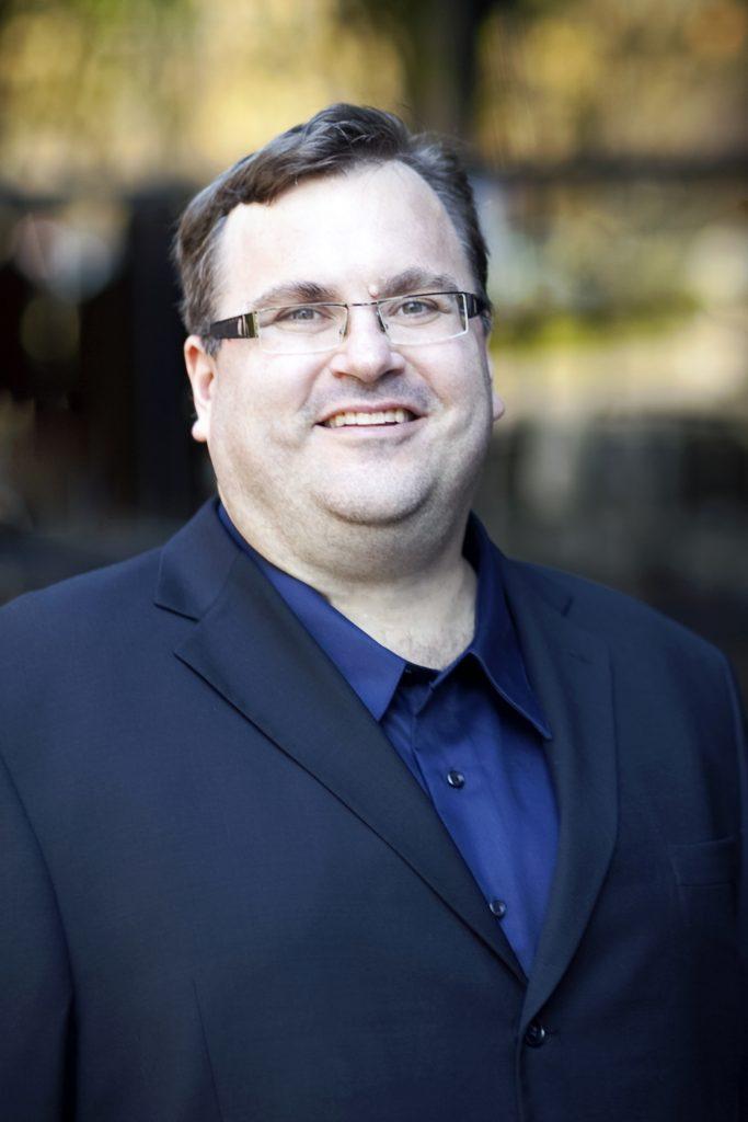 Reid Hoffman CEO LinkedIn
